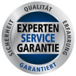 Erxperten Service Garantie